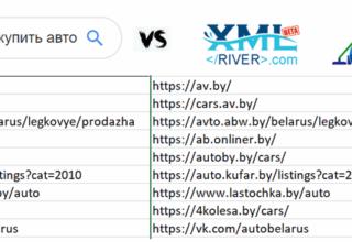 Можно ли доверять данным сервиса xmlriver.com